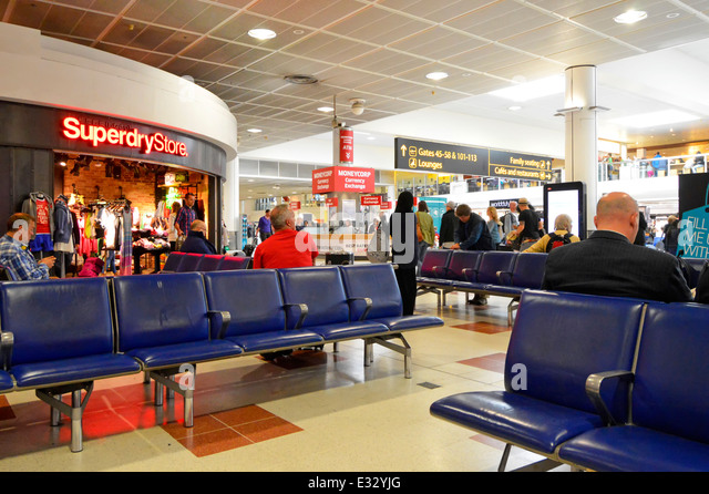 Gatwick Airport North Terminal Restaurants