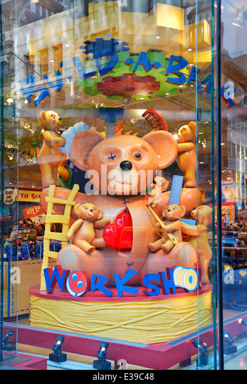 Build A Bear Somerset Mall
