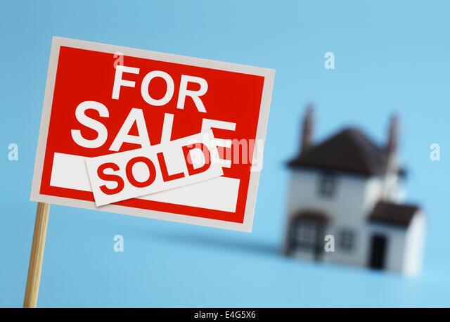 Real estate stockfotos real estate bilder alamy for Immobilienmakler verkauf