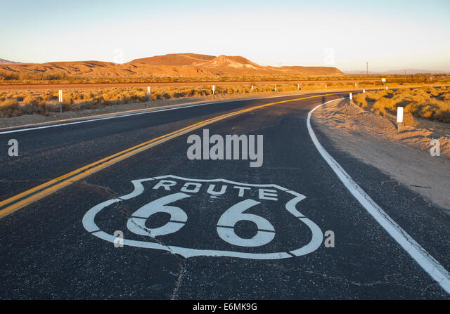 route 66 stockfotos route 66 bilder alamy. Black Bedroom Furniture Sets. Home Design Ideas