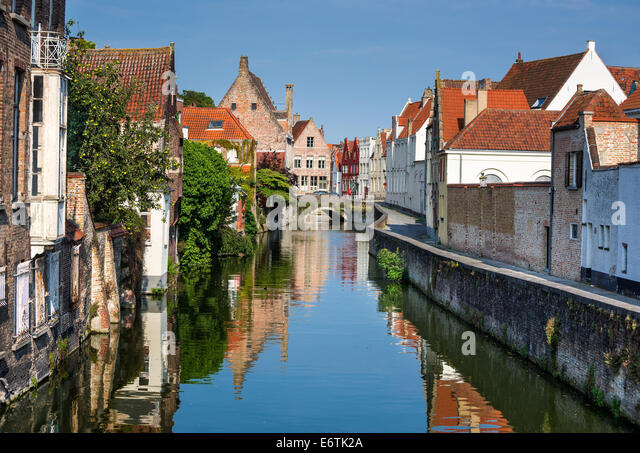 belgium bruges stockfotos belgium bruges bilder alamy. Black Bedroom Furniture Sets. Home Design Ideas