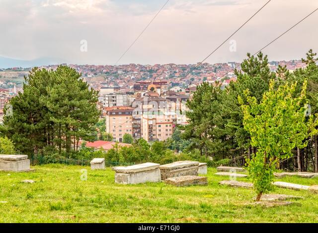 Bildergebnis für Jüdischer Friedhof Prishtina