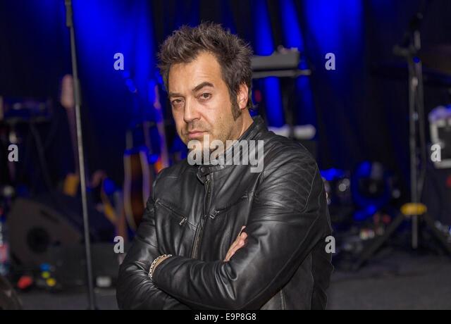 Berlin Deutschland 30 Oktober 2014 Deutscher Snger Und Musiker Laith Al