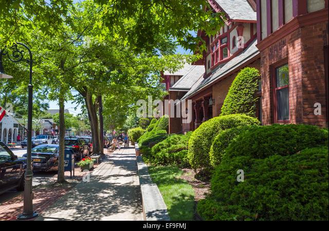 Jobs Lane In Das Dorf Von Southampton Suffolk County Long Island