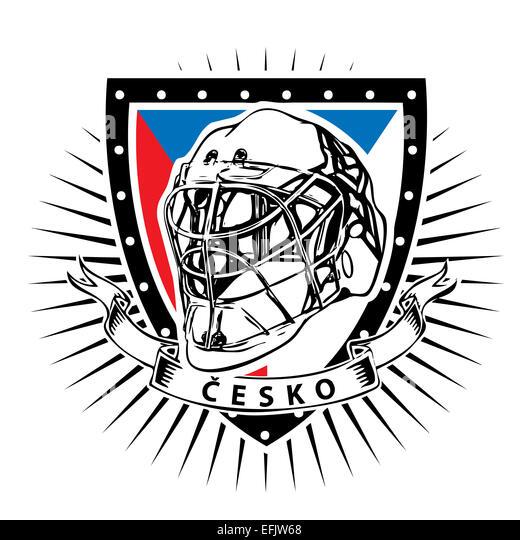 eishockey goldener helm