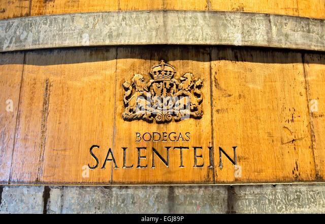 Salentein Winery Tour