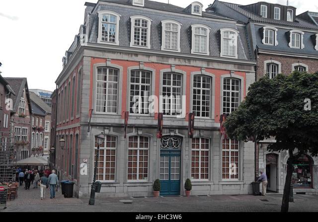 Bad Aachen Stockfotos & Bad Aachen Bilder Alamy