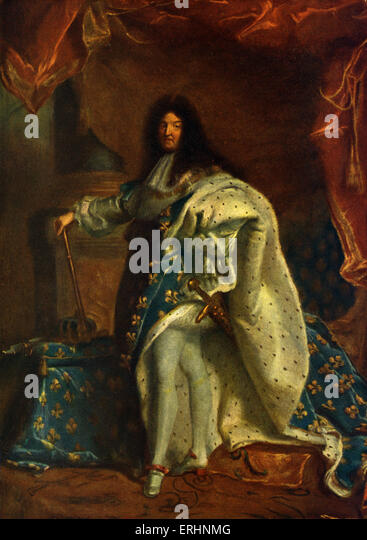 louis xiv painting stockfotos louis xiv painting bilder alamy. Black Bedroom Furniture Sets. Home Design Ideas