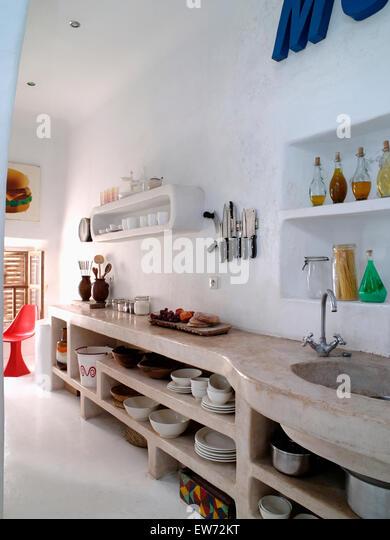 kitchen shelving monochromatic stockfotos & kitchen shelving, Kuchen