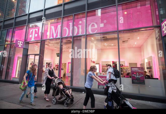Deutsche Telekom Ag Stockfotos Deutsche Telekom Ag