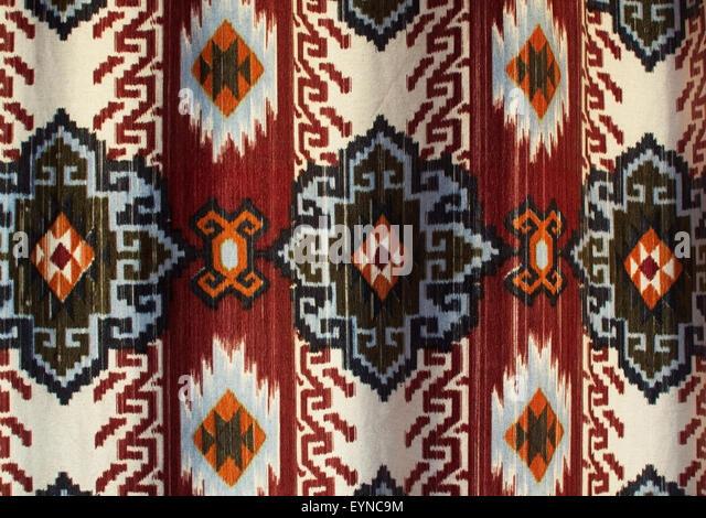 Ikat Muster Ethno Design - Maison Design - Isdev.us