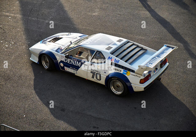 bmw m1 procar stockfotos bmw m1 procar bilder alamy. Black Bedroom Furniture Sets. Home Design Ideas