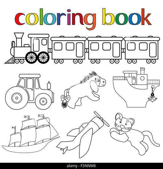 Fantastisch Zug Malbücher Ideen - Ideen färben - blsbooks.com