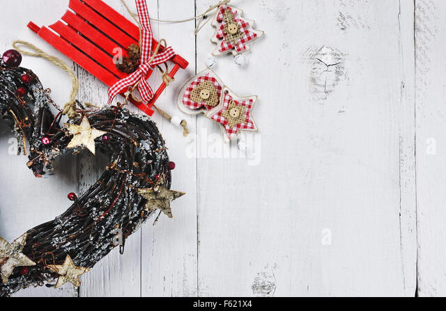 christmas tree shaped wreath stockfotos christmas tree. Black Bedroom Furniture Sets. Home Design Ideas