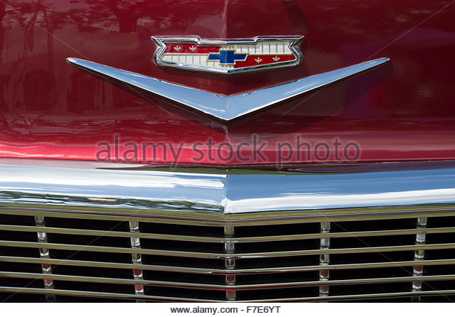 old chevrolet logo stockfotos old chevrolet logo bilder alamy. Black Bedroom Furniture Sets. Home Design Ideas
