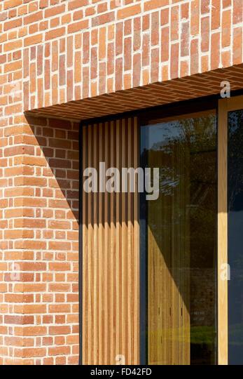 recessed window brickwork stockfotos recessed window brickwork bilder alamy. Black Bedroom Furniture Sets. Home Design Ideas