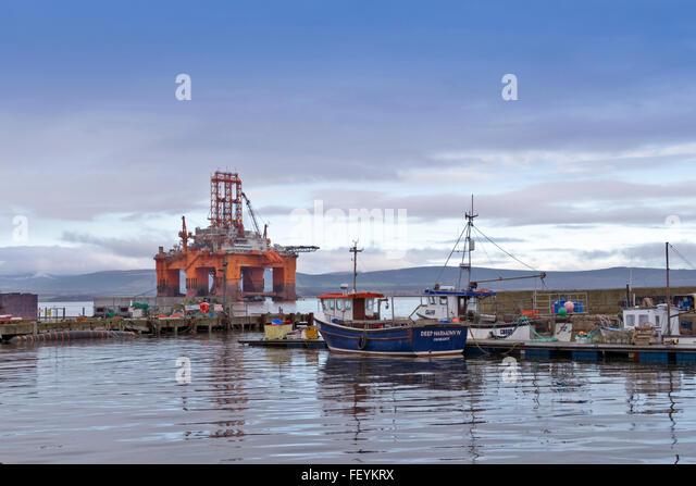 Meeresfrüchte Öl- und Gasförderung mit MTU-Motoren Oil&Gas Brasilien, norwegen, England und Australien – vier Länder, die über die ganze Erdkugel verteilt sind.