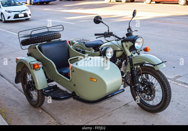 old motorcycle with sidecar stockfotos old motorcycle. Black Bedroom Furniture Sets. Home Design Ideas