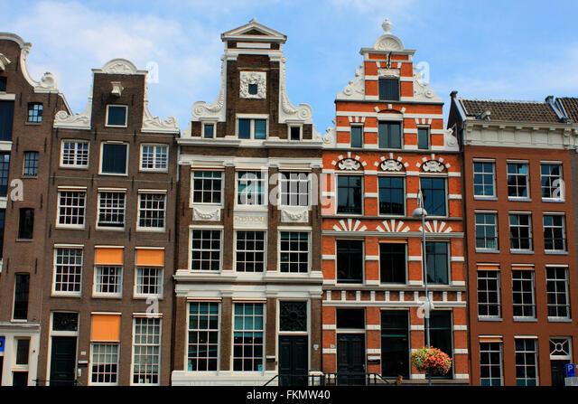 Häuser In Holland : crooked house amsterdam stockfotos crooked house ~ Watch28wear.com Haus und Dekorationen