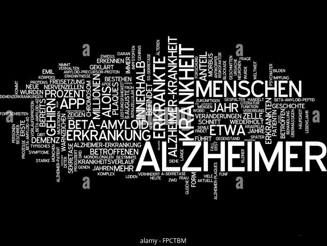 alzheimer desease Founded in 2002 by a caregiver, the alzheimer's foundation of america provides education and support to individuals living with alzheimer's disease and to their.