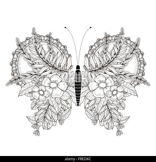 Großartig Erweiterte Malvorlagen Schmetterling Bilder ...