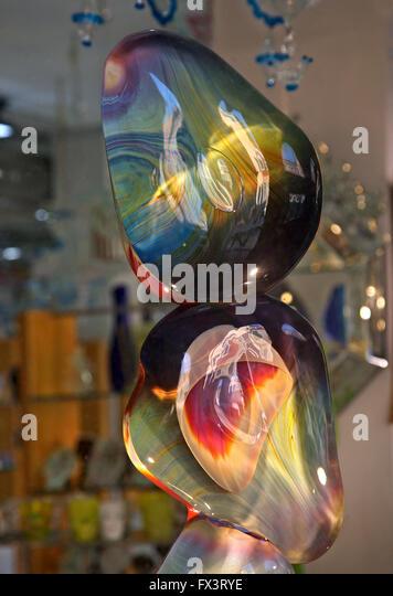 venice murano glass art stockfotos venice murano glass art bilder alamy. Black Bedroom Furniture Sets. Home Design Ideas