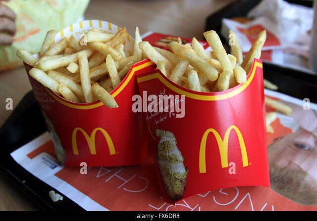 mcdonalds food french fries stockfotos mcdonalds food. Black Bedroom Furniture Sets. Home Design Ideas