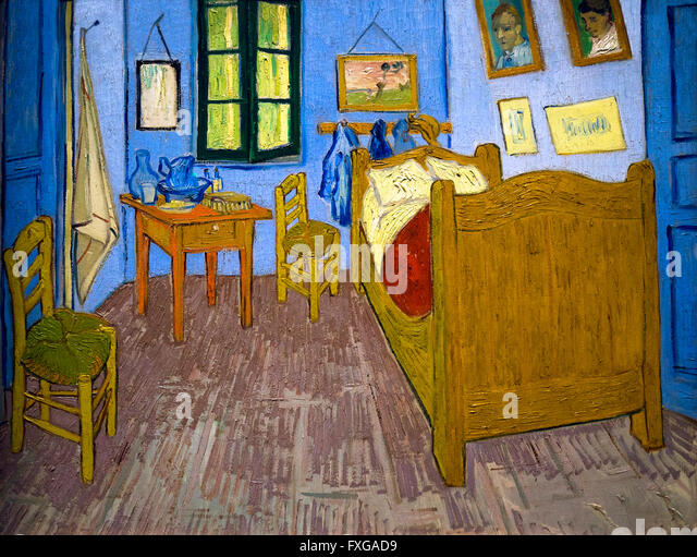 vincent van goghs stockfotos vincent van goghs bilder alamy. Black Bedroom Furniture Sets. Home Design Ideas