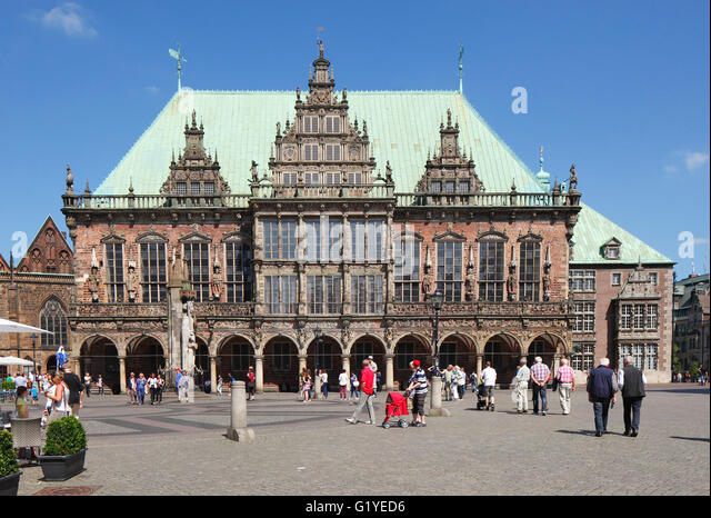 bremen germany old town stockfotos bremen germany old town bilder alamy. Black Bedroom Furniture Sets. Home Design Ideas