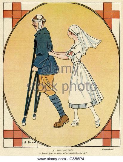Soldat fickt eine Krankenschwester