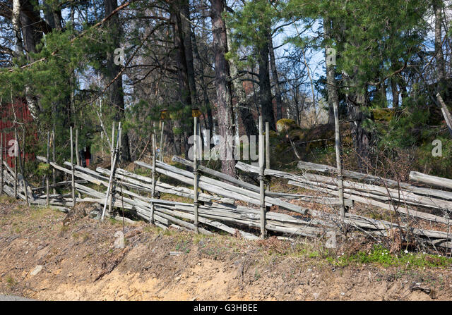 old country fence stockfotos old country fence bilder seite 3 alamy. Black Bedroom Furniture Sets. Home Design Ideas