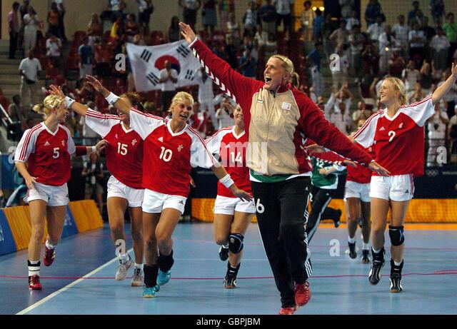 Olympische Spiele Handball