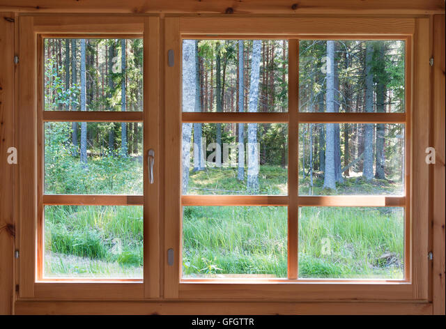 Blick aus dem fenster land  Sun Rays Window Stockfotos & Sun Rays Window Bilder - Alamy