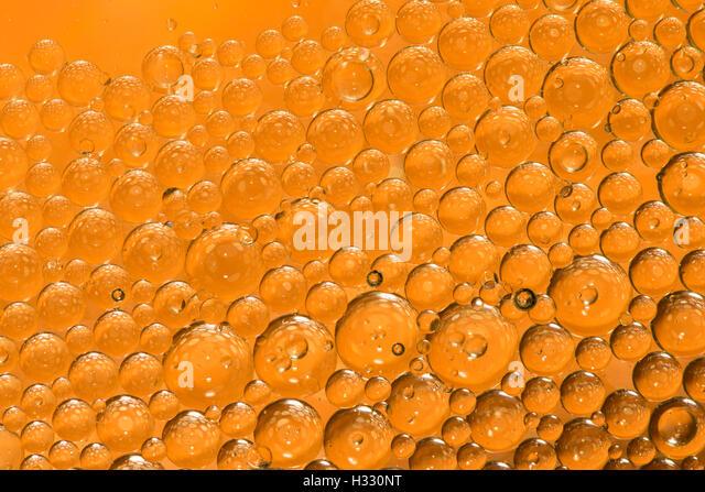 orange soda bubbles texture stockfotos orange soda bubbles texture bilder alamy. Black Bedroom Furniture Sets. Home Design Ideas
