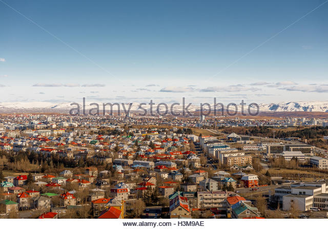 iceland reykjavik house stockfotos iceland reykjavik house bilder seite 6 alamy. Black Bedroom Furniture Sets. Home Design Ideas