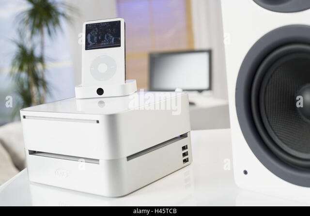 Apple IPod Video Mac Mini Lautsprecher Detail Keine Property Release