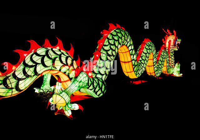 Thailand Golden Dragon Stockfotos Thailand Golden Dragon