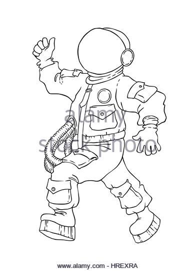 Beste Astronaut Helm Malvorlagen Ideen - Dokumentationsvorlage ...