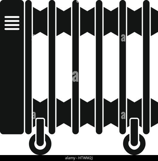 Radiator Icon Simple Style Stockfotos & Radiator Icon Simple Style ...