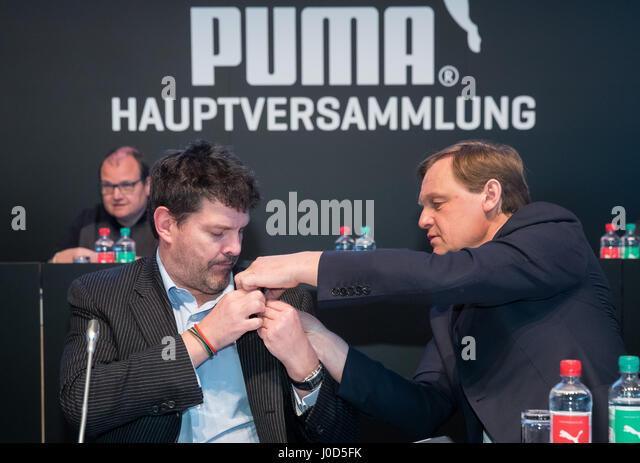 puma geschäftsführer deutschland