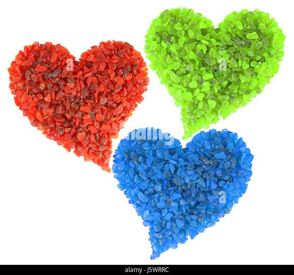 Steinerne Rgb Romantik Liebe Verliebt Verliebte Sich In Liebe Valentinstag  Datum Dating Kennenlernen Stockbild