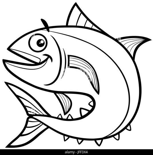 Nett Fisch Umriss Färbung Seite Bilder - Beispielzusammenfassung ...