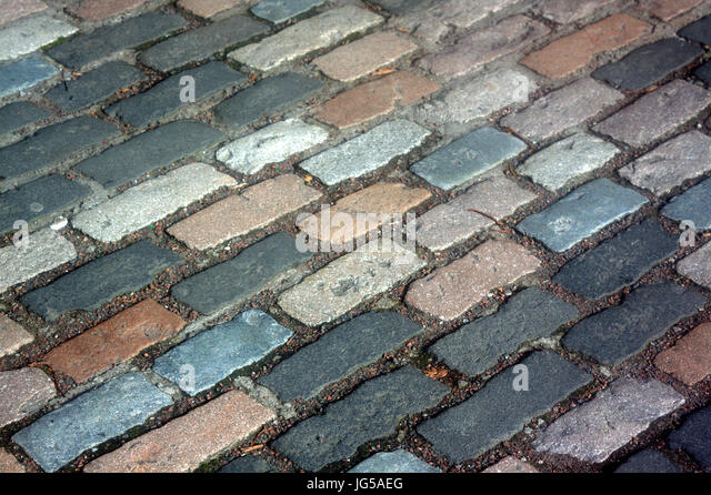 cobblestone paving stockfotos cobblestone paving bilder. Black Bedroom Furniture Sets. Home Design Ideas
