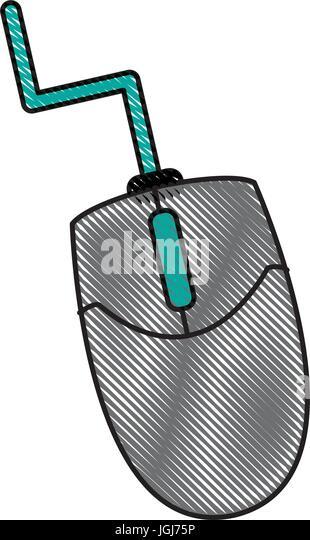 Ausgezeichnet Kabel Maus Symbol Bilder - Die Besten Elektrischen ...