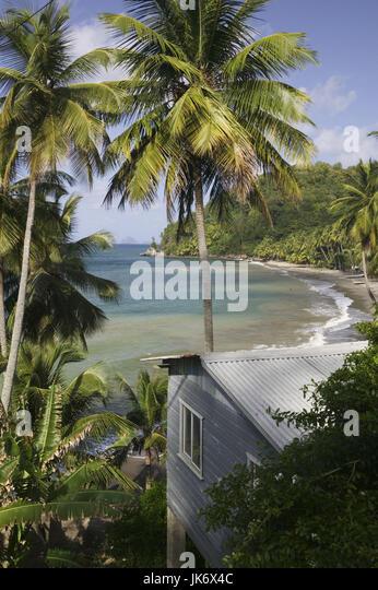Strandhaus karibik holz  Westindische Inseln Stockfotos & Westindische Inseln Bilder - Alamy
