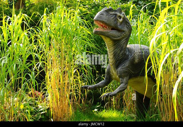fierce dinosaur stockfotos fierce dinosaur bilder alamy. Black Bedroom Furniture Sets. Home Design Ideas