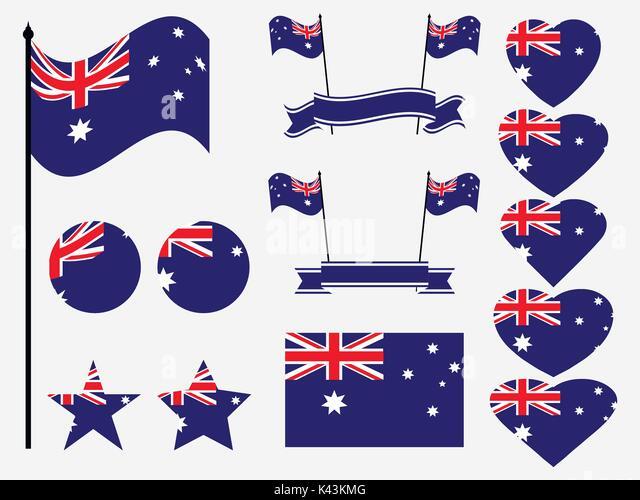 Ziemlich Australien Flagge Färbung Seite Bilder - Entry Level Resume ...