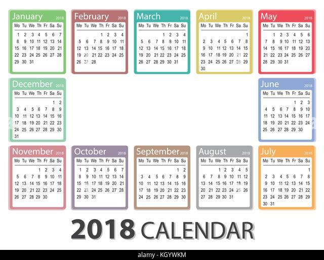 Charmant Kalender Monatliche Vorlage Galerie - Beispiel ...