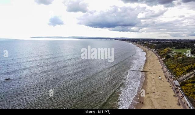 United Kingdom England Bournemouth City Stockfotos