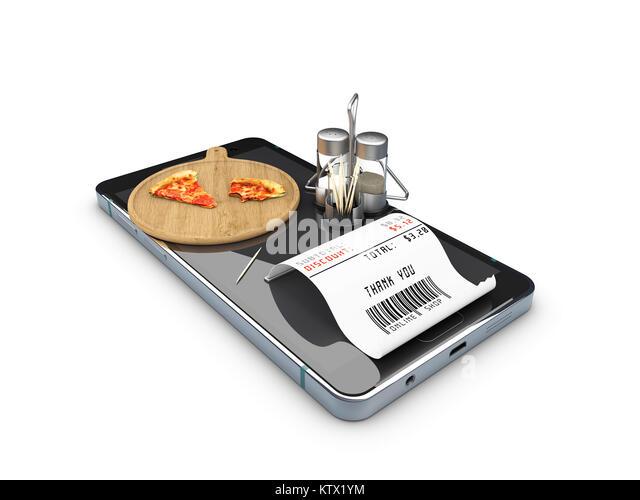 pizza box illustration stockfotos pizza box illustration bilder alamy. Black Bedroom Furniture Sets. Home Design Ideas